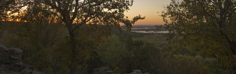 Sunrise over the Brazos River, Graham, Texas-11