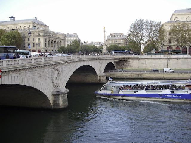 Bateux Parisiens
