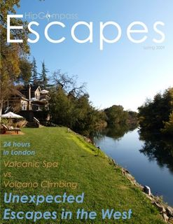 HipCompass Escapes travel magazine Spring 2009