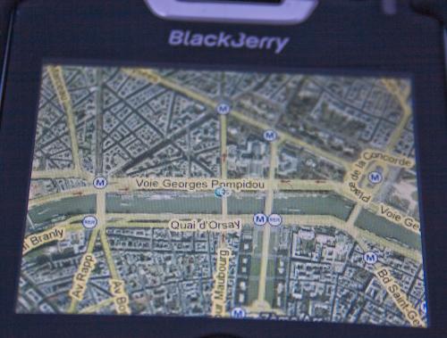 Paris- Blackberry on the Seine-2